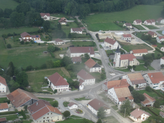 Village de Domprel